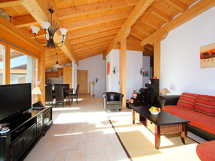 Grands Ducs 301G - Apartment - Nendaz
