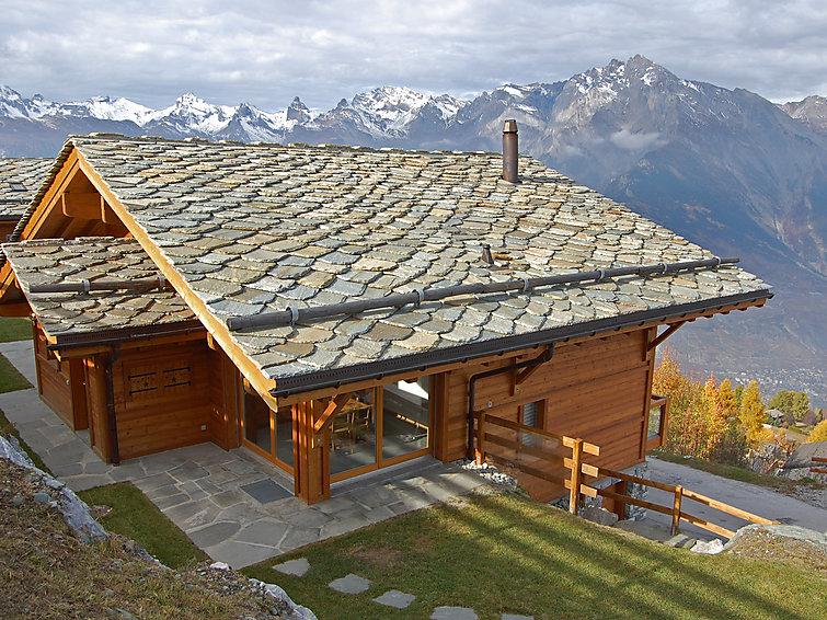 Simply alpine chalets le ciel etoile in nendaz switzerland - Image ciel etoile ...