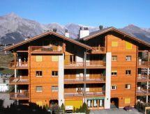 Švýcarsko, Valais Wallis, Nendaz