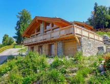 Nendaz - Vakantiehuis Chalet Flocon de Neige
