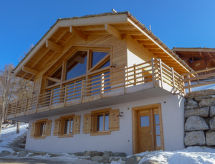 Nendaz - Holiday House Chalet Jadi