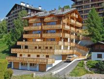 Nendaz - Appartement Les Terrasses du Paradis 5a