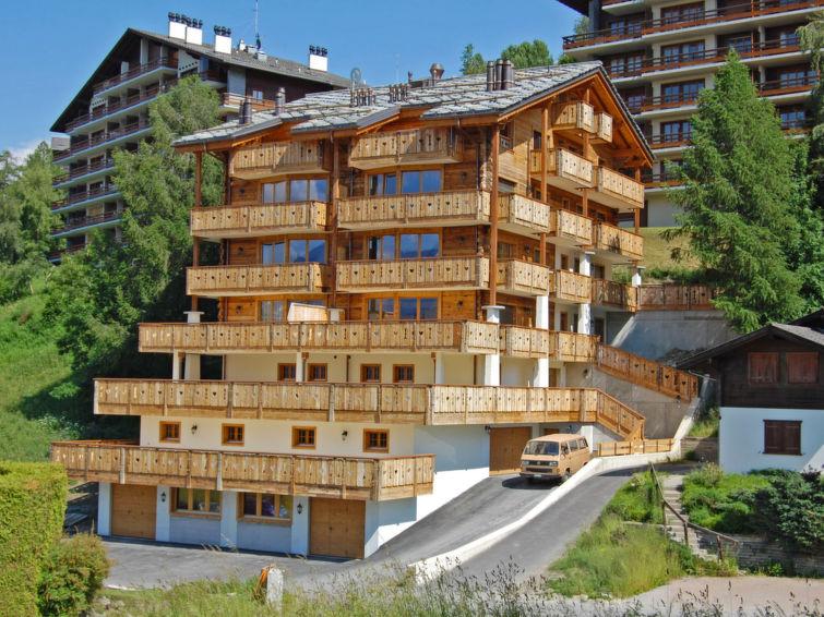 Terrasse du Paradis 7B - Apartment - Nendaz