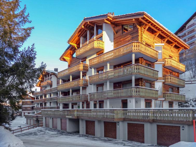 Les Cimes Blanches B 201 - Apartment - Nendaz