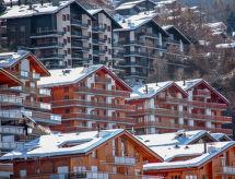Nendaz - Lägenheter Grand Panorama A-C