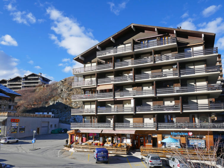Beau-Séjour Accommodation in Nendaz