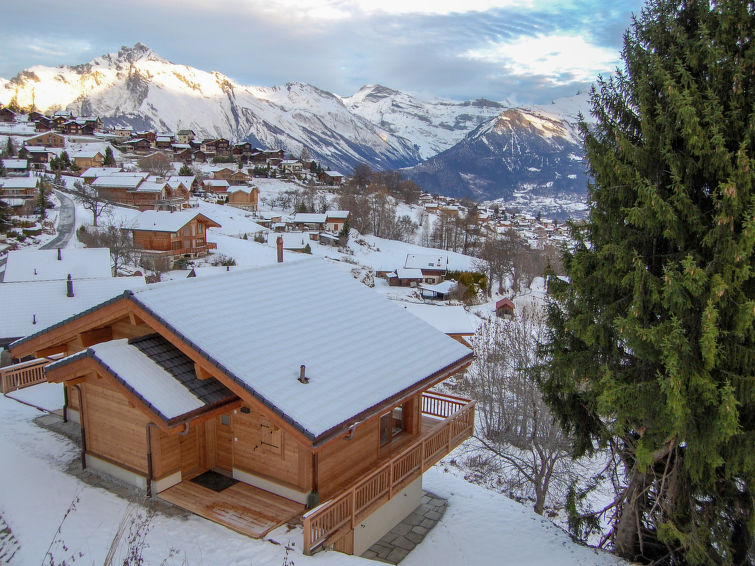 Chalet D'arby