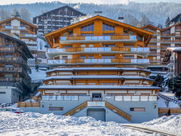 Cor des Alpes 7 - Apartment - Nendaz