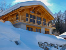 Nendaz - Casa de vacaciones L'ile De Suisse