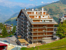 Nendaz - Appartement Olympic R4