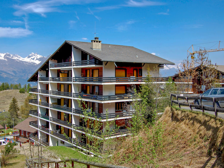Torrent 4 Apartment in Nendaz