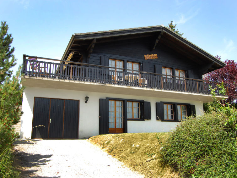 Holiday House Beke, Nendaz, Summer
