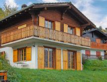 Nendaz - Vacation House Chalet Enfin