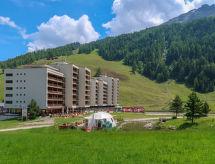 Siviez-Nendaz - Apartment Rosablanche