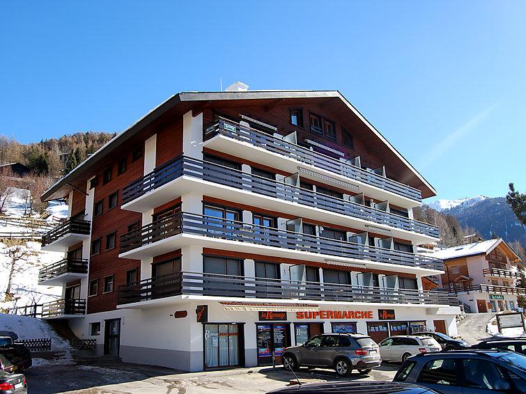 App. 20A Ramuge - Apartment - Veysonnaz