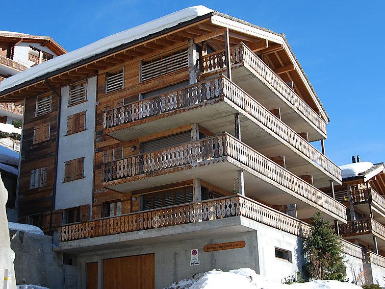 Balcon du Soleil 3 - Apartment - Veysonnaz