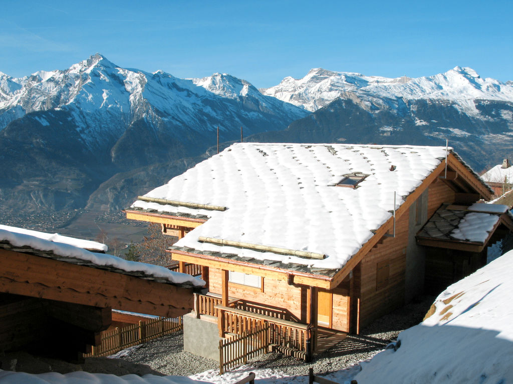 Maison de vacances Les TchoueillesII (VEZ128) (138468), Veysonnaz, 4 Vallées, Valais, Suisse, image 25