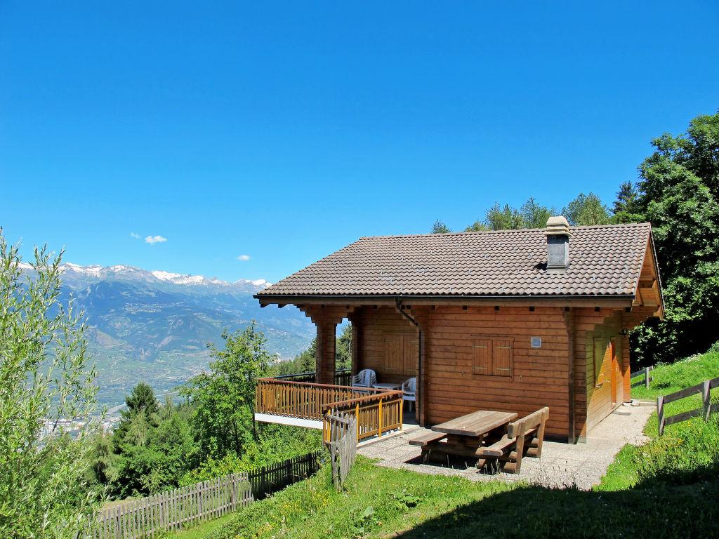 Ferienhaus Les Fontannets (VEZ130) (109734), Veysonnaz, 4 Vallées, Wallis, Schweiz, Bild 12