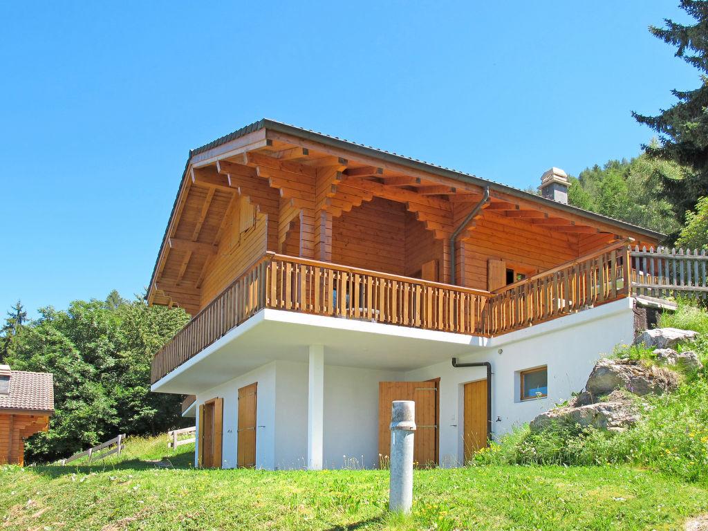 Ferienhaus Les Fontannets (VEZ130) (109734), Veysonnaz, 4 Vallées, Wallis, Schweiz, Bild 13