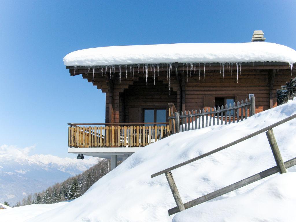 Ferienhaus Les Fontannets (VEZ130) (109734), Veysonnaz, 4 Vallées, Wallis, Schweiz, Bild 14