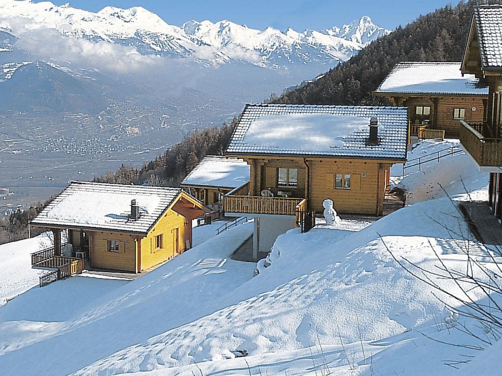 Ferienhaus Les Fontannets (VEZ130) (109734), Veysonnaz, 4 Vallées, Wallis, Schweiz, Bild 15