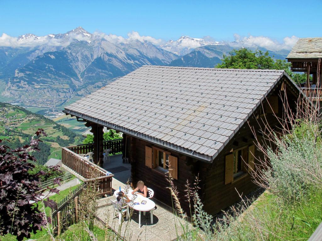 Maison de vacances Les Tchoueilles I (VEZ125) (112335), Veysonnaz, 4 Vallées, Valais, Suisse, image 14