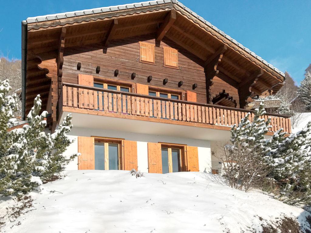 Maison de vacances Les Tchoueilles I (VEZ125) (112335), Veysonnaz, 4 Vallées, Valais, Suisse, image 4