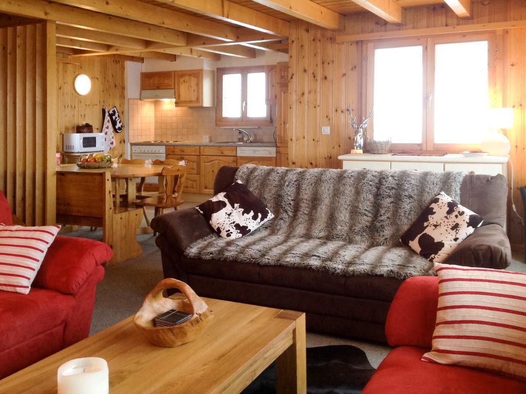 Maison de vacances Les Tchoueilles I (VEZ125) (112335), Veysonnaz, 4 Vallées, Valais, Suisse, image 8