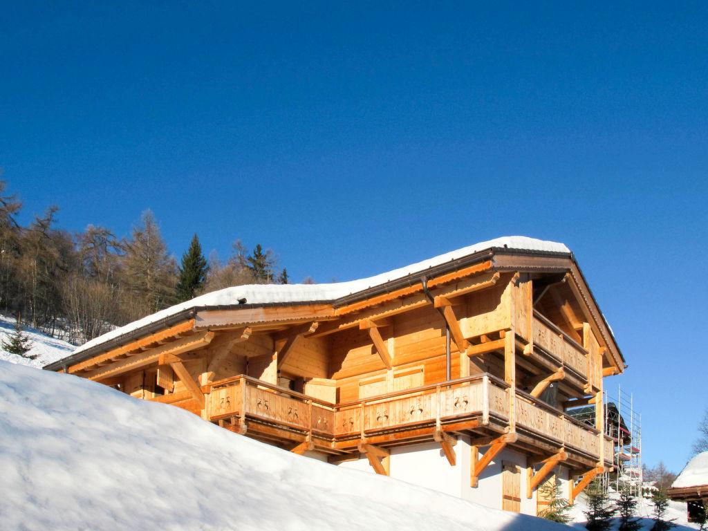 Ferienhaus La Trinité (LCN310) (2612122), Hérémence, 4 Vallées, Wallis, Schweiz, Bild 19