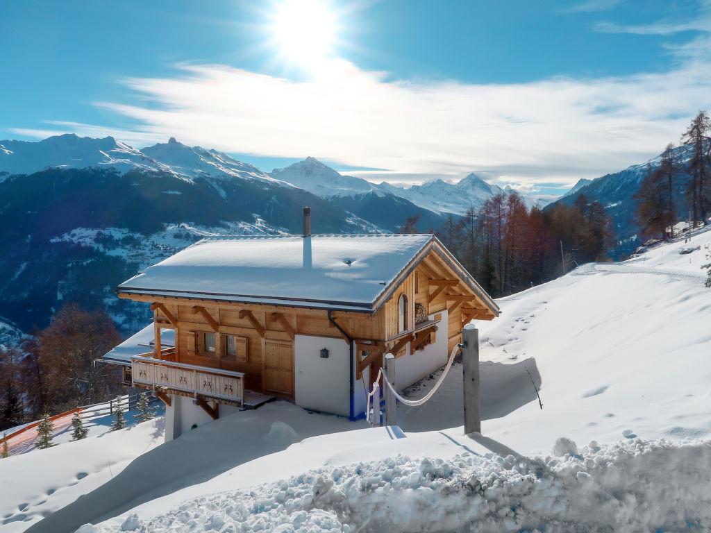 Ferienhaus La Trinité (LCN310) (2612122), Hérémence, 4 Vallées, Wallis, Schweiz, Bild 21
