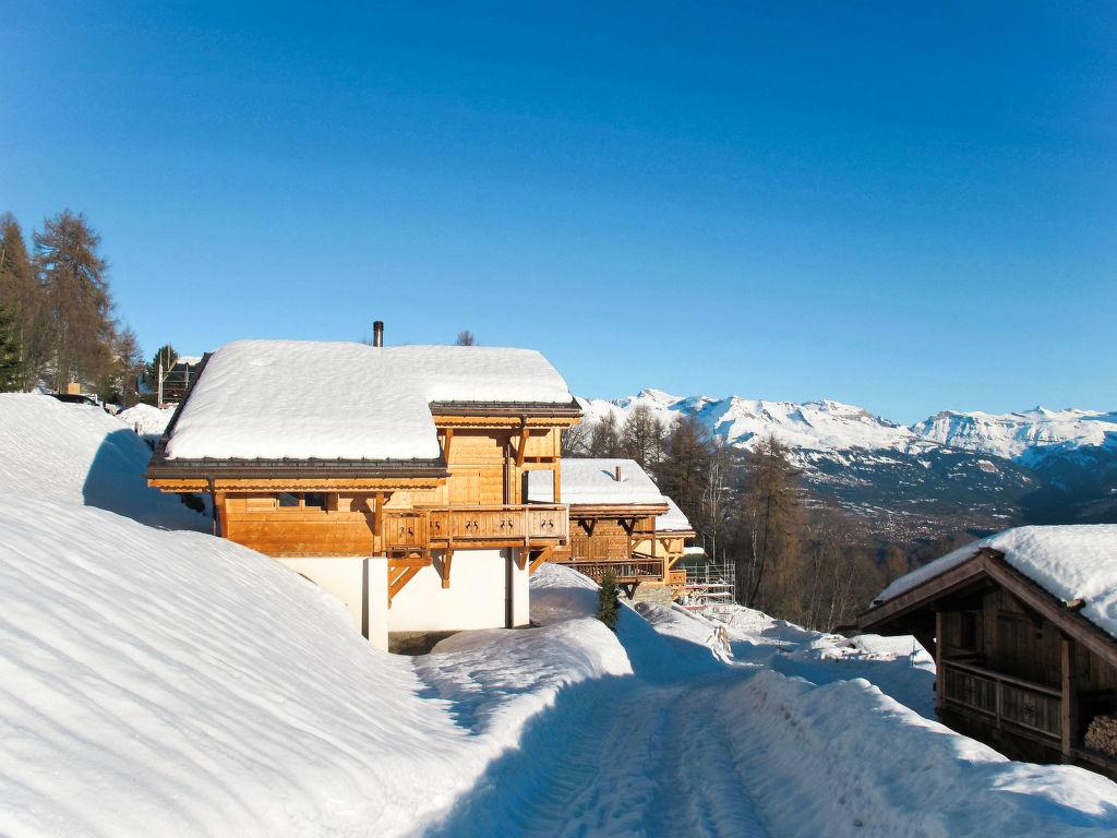Ferienhaus La Trinité (LCN310) (2612122), Hérémence, 4 Vallées, Wallis, Schweiz, Bild 22