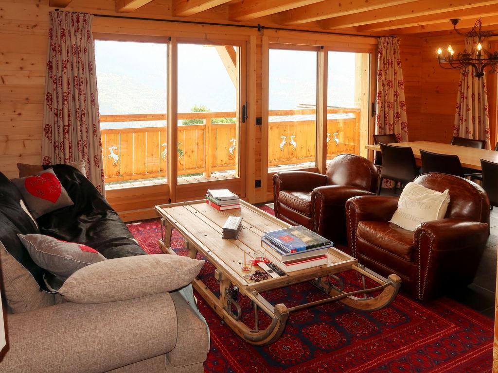 Ferienhaus La Trinité (LCN310) (2612122), Hérémence, 4 Vallées, Wallis, Schweiz, Bild 9