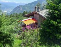 Les Mayens-de-Sion - Maison de vacances Mayens