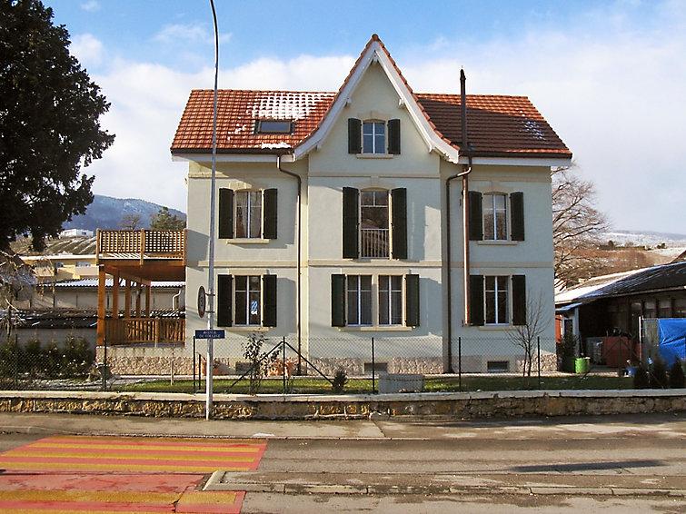 Villa Rue du Pré-Landry 30