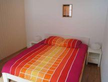 Appartement - Sur la Seigne Şömineli ve Tv ile