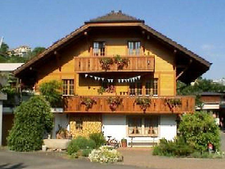 Bühlmann Apartment in Spiez