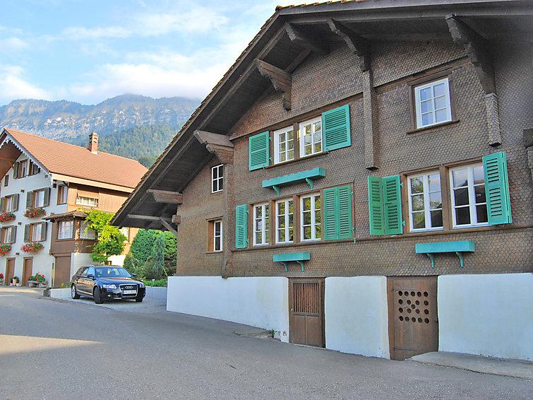 Casa di vacanze Svizzera, Oberland Bernese, Leissigen