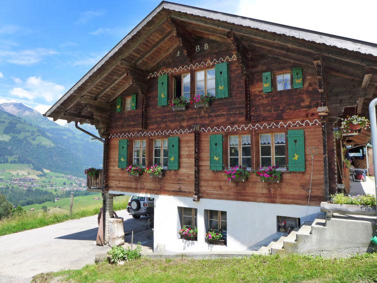 Appartement Op Zolderverdieping : Appartement grossen in frutigen zwitserland ch  interhome