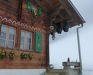 Ferienwohnung Grossen, Frutigen, Winter