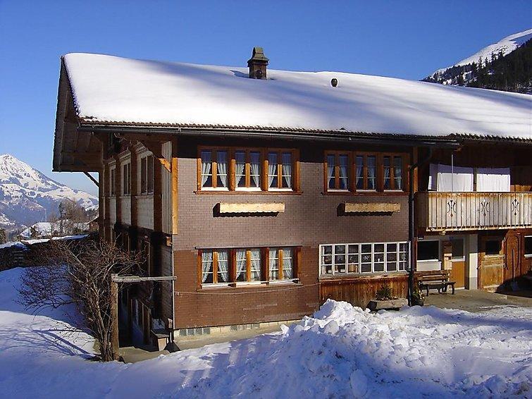 Bauernhaus Uf dr Flue - Apartment - Frutigen