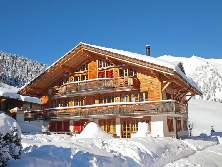 Am Gilsbach 1 - Apartment - Adelboden