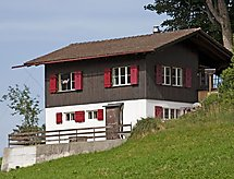 Adelboden - Lomahuoneisto Buebebärg