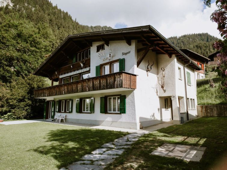 Bärggeist Villa in Adelboden
