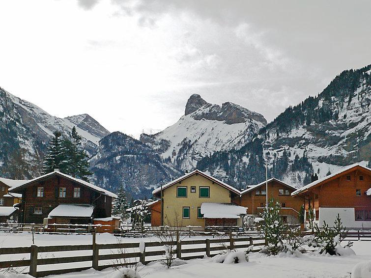 Résidence Schweizerhof - Apartment - Kandersteg