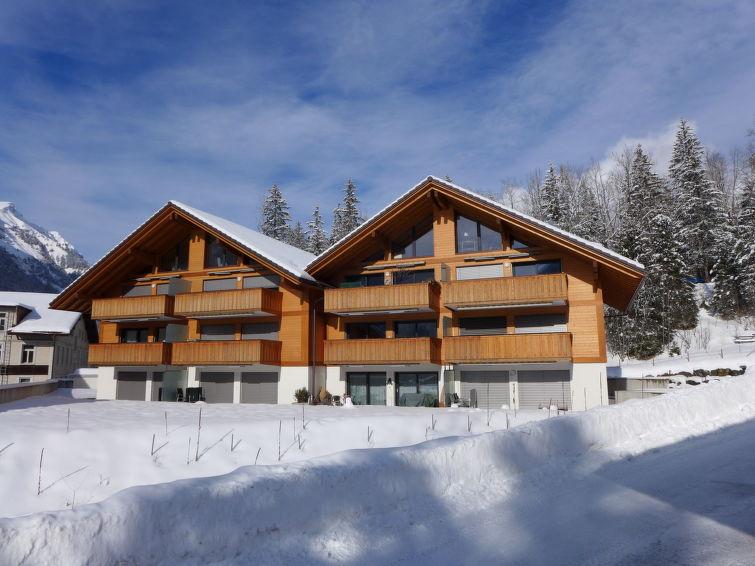 Büelbad Terrasse - Apartment - Kandersteg