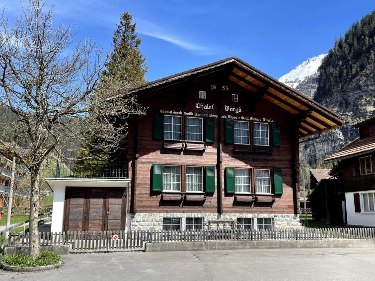 Chalet Bärgli - Apartment - Kandersteg