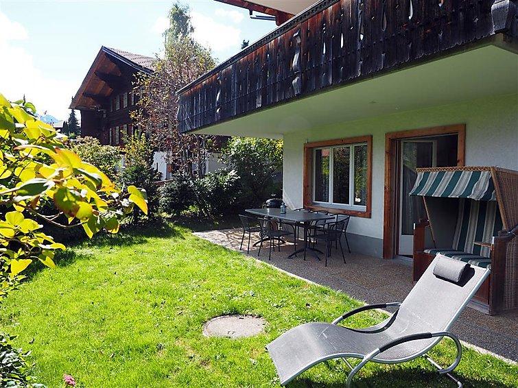 Am Ryschbächli - Apartment - Zweisimmen