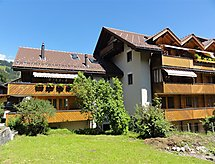 Zweisimmen - Appartement Studio Dumont