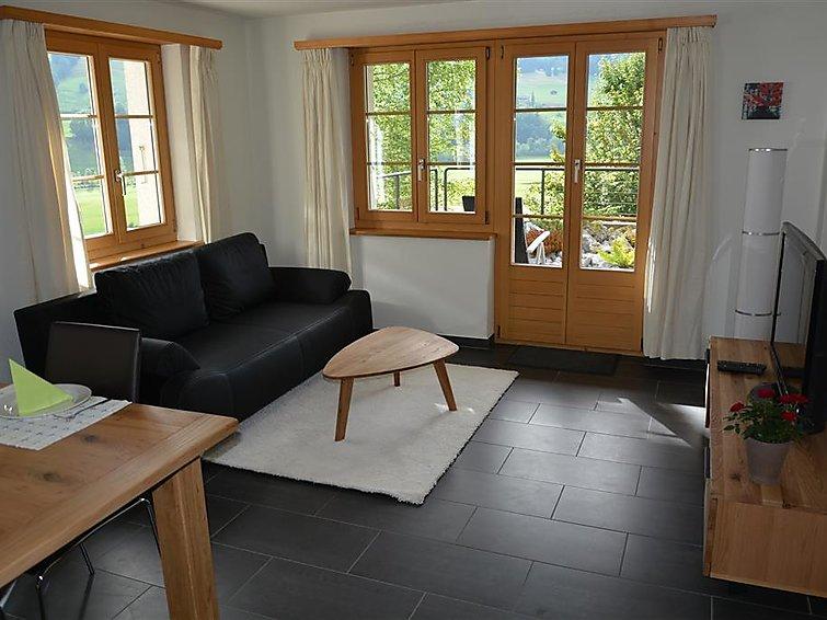 Bijou Eggetli - Apartment - Zweisimmen