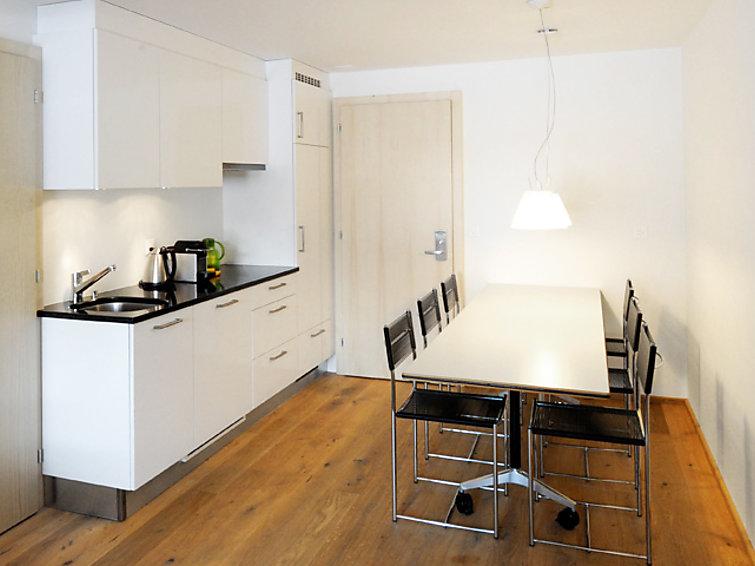 Lenkstrasse 4 - Apartment - Lenk